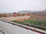 UNM Stadium has a nice view of the Sandias